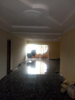 Executive Spacious 3bedroom Flat Upstairs with Pop All Round, Tejumola Estate, Egbeda, Alimosho, Lagos, House for Rent