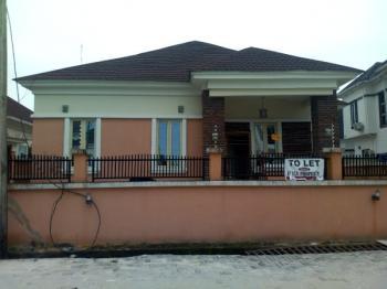 Luxury 3 Bedroom Detached Bungalow + Bq, Divine Home, Thomas Estate, Ajah, Lagos, Detached Bungalow for Rent