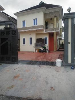 Uniquely Built 5 Bedroom Fully Detached Duplex with Olympic Size Standard Swimming Pool, Gym, Cinema Room, Jacuzzi Bath, Omole Phase Ikeja, Omole Phase 2, Ikeja, Lagos, Detached Duplex for Sale