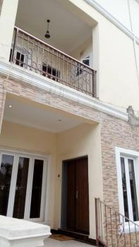 New Serviced 5-bedroom Terraced Duplex with a Room Bq, Katampe, Abuja, Terraced Duplex for Rent
