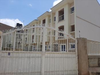 Tastefully Finished Terrace Blocks of 3 Bedroom Duplex, Wuye, Abuja, Terraced Duplex for Sale