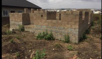 3 Bedroom Uncompleted Bungalow, Arinokuta Area, Oluwo Off Ife Road, Ibadan, Oyo, Detached Bungalow for Sale