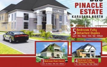 Service Plots, Opposite Kubwa Federal Housing Bridge, Karsana, Abuja, Residential Land for Sale