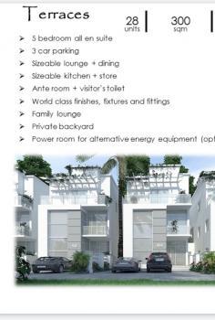 Luxury 5 Bedroom Terraced Duplex, Opposite Gwarimpa Entrance Bridge, Dawaki, Gwarinpa, Abuja, Terraced Duplex for Sale