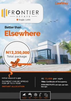 a Genuine Luxury Land with a Global C of O., Bogije, Ibeju Lekki, Lagos, Residential Land for Sale