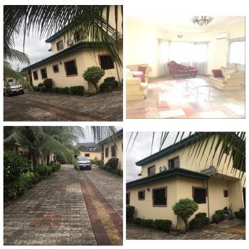 4 Bedroom Detached House 3 Bedroom Servant Quarter, Oniru, Victoria Island (vi), Lagos, Detached Duplex for Rent