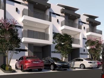 Luxury 4  Bedroom Town House, By Jc Best School, Life Camp, Gwarinpa, Abuja, Terraced Duplex for Sale