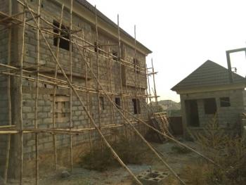 Uncompleted 4 Units of 2 Bedroom Apartment, Plot 22, Off Hamza Absullahi Road, Kubwa, Abuja, Block of Flats for Sale