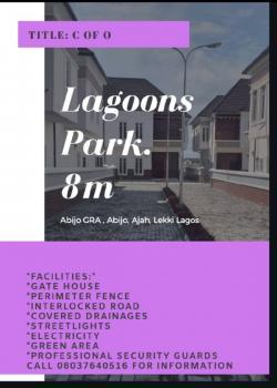 Land, Lagoons Park, Abijo, Lekki, Lagos, Residential Land for Sale
