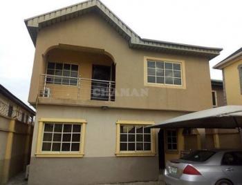 4 Bedroom Detached Duplex with a Bq, Oko-oba, Agege, Lagos, Detached Duplex for Sale