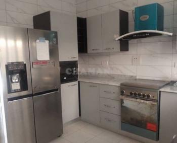 4 Bedroom Detached Duplex with a Bq, Maryland, Lagos, Detached Duplex for Sale