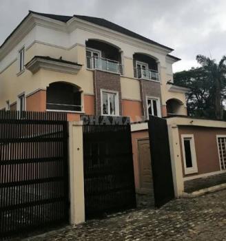 5 Bedroom Duplex with a Bq, Ikeja Gra, Ikeja, Lagos, Semi-detached Duplex for Sale