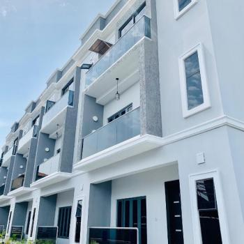 Luxury 4 Bedroom Terraced Duplex with Bq, Swimming Pool and Gym, Victoria Island (vi), Lagos, Terraced Duplex for Sale