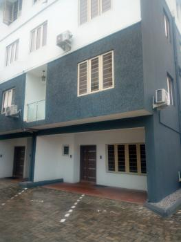 Newly Built and Serviced 4 Bedroom Terraced Duplex  and a Room Servant Quarter, Behind Leadway Insurance Company, Iponri, Surulere, Lagos, Terraced Duplex for Rent