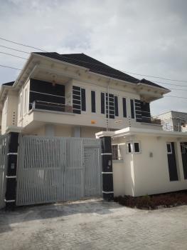 Distress Sale!! Brand New Tastefully Finished Four Bedroom Semi Detached Duplex with a Room Bq, Lekki Palm City Estate, Ado, Ajah, Lagos, Semi-detached Duplex for Sale