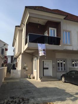 Luxury Serviced Semi Detached 4 Bedrooms Duplex, Orchid Road, Lafiaji, Lekki, Lagos, Semi-detached Duplex for Rent