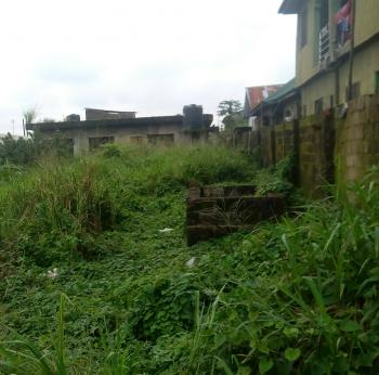 2 Plots of Land (back to Back) with Uncompleted Built and Bungalow, Iyewo Estate, Akeson, Lasu Iba Road, Igando, Ikotun, Lagos, Residential Land for Sale