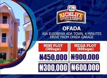 Secure Plots of Land, Richlife Estate and Gardens, Asa Elegbewa Ada Town, Mowe Ofada, Ogun, Residential Land for Sale