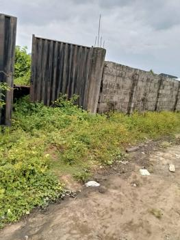 Fenced and Gated a Plot of Land  Title: C of O, Ogombo, Ajah, Lagos, Residential Land for Sale