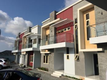 Newly Built 3 Bedroom Terrace Duplex with Maids Room, Iroko-awe Road, Ilasan, Lekki, Lagos, Terraced Duplex for Rent
