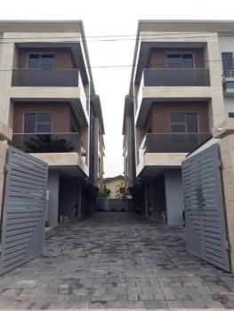 Exquisitely Finished Residential Development Consisting of Six (6) Units of 4-bedroom Town House with 1-room Boys Quarters Each, Ruxton Avenue Off Alexander Road, Old Ikoyi, Ikoyi, Lagos, Terraced Duplex for Sale