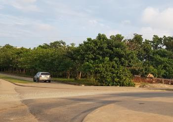4000sqm Commercial Land with C of O, Opposite Residency Apartment, Guzape District, Abuja, Commercial Land for Sale