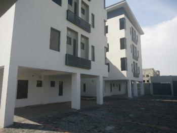 Nicely Build 2 Bedroom Flat with a Room Bq and Excellent Facilities, Agungi, Lekki, Lagos, Flat for Sale
