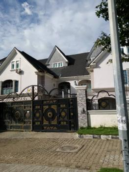 Newly Built 5-bedroom Semi Detached Duplex with 2 Rooms Bq., Katampe, Abuja, Semi-detached Duplex for Rent