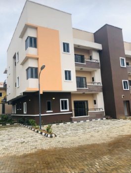 Newly Built 3bedroom Serviced Apartment with a Swimming Pool and Bq, Jabi, Abuja, Block of Flats for Sale
