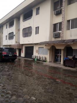 a Fantastically Built and Tastefully 4 Bedroom Flat Ensuite with Visitors Toilet (4 Toilets and 3 Bathroom) Plus One Room Bq, Sule Abuka Crescent By Gt Bank, Opebi, Ikeja, Lagos, Flat for Rent
