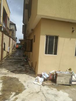 a Luxury Room Self Contained Flat with Floor Tiles, Wardrobes, Modern Amenities and Fittings in an Estate, Estate in Oke-ira, Ogba, Ikeja, Lagos, Self Contained (single Rooms) for Rent