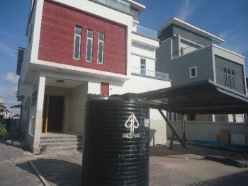 Magnificently Built 5 Bedroom Detached Duplex with a Room Bq, Osapa, Lekki, Lagos, Detached Duplex for Sale