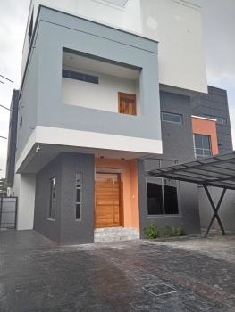 Newly Built and Well Finished 5 Bedroom Detached Duplex with 2 Rooms Bq, Fitted Kitchen, Swimming Pool, Etc., Off Banana Island Road, Ikoyi, Lagos, Detached Duplex for Sale