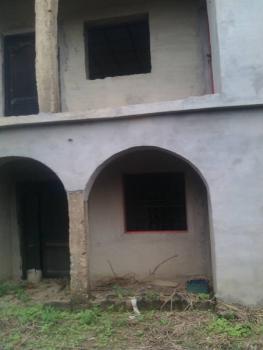 3 Bedroom Flat, Matogun By Lyon Bus Stop, Rufus Street, Agbado, Ifo, Ogun, Block of Flats for Sale