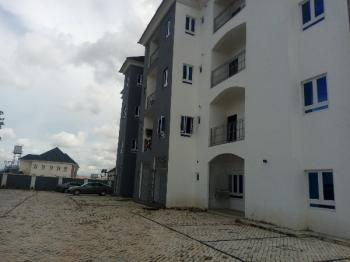 Brand New and Serviced 2 Bedroom Flat, By Naval Quarters, Kado, Abuja, Flat for Rent