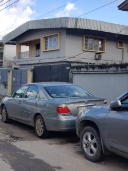 4 Units of 3 Bedroom Duplex with Bq, Shodipe Street, Off Adelabu Street, Surulere, Lagos, House for Sale