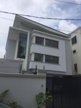 Luxury 5 Bedroom Fully Detached House with 2 Room Bq, Off Banana Island Road, Mojisola Onikoyi Estate, Ikoyi, Lagos, Detached Duplex for Sale