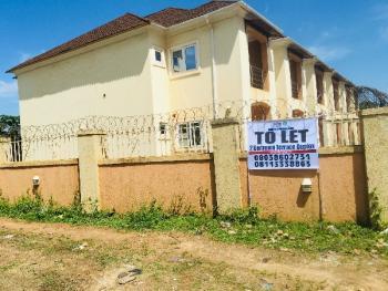 2 Bedroom Terraced Duplex, Close to Ebanon Supermarket, Lokogoma District, Abuja, Terraced Duplex for Rent