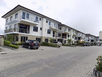 4 Bedroom Semi Detached Duplex with Bq, 24hrs Power, Swimming Pool, Gym, Pre Paid Meter, Lekki Phase 1, Lekki, Lagos, Semi-detached Duplex for Rent