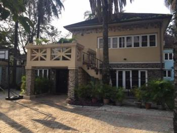 6-bedroom House with 2 Rooms Bq with Lots of Greenery, Off Gerard Road, Old Ikoyi, Ikoyi, Lagos, Hotel / Guest House for Sale
