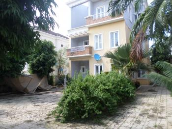 4 Bedrooms, 2 Sitting Room with Bq, Utako, Abuja, Terraced Duplex for Rent