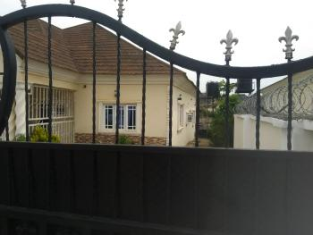 Luxury Detached Three Bedroom Bungalow, Parliamentary Estate Lugbe, Lugbe District, Abuja, Detached Bungalow for Sale