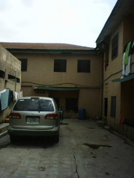 2bedroom Upstairs, Awofala Close St Dennis, Akoka, Yaba, Lagos, Flat for Rent