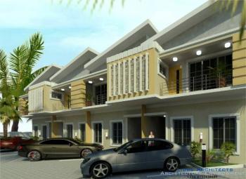 4 Bedroom Terrace, Zone a Near Living Faith Church Behind Apo Sunrise Plaza, Apo, Abuja, Terraced Duplex Joint Venture