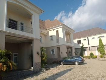 Fabulous 5-bedroom Twin Duplex with Guest Chalets and Boys Quarters, Mabuchi, Abuja, Semi-detached Duplex for Rent