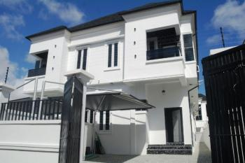 Lovely 4bedroom Semi Detached House with a Room, Off Chevron Drive Lekki, Chevy View Estate, Lekki, Lagos, Semi-detached Duplex for Sale