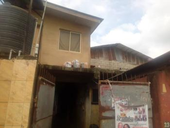 Upstairs on a Plot on Olowora Street, Off Int Airport Road, Mafoluku, Olowora Street, Off Int Airport Road, Mafoluku, Oshodi, Lagos, Mixed-use Land for Sale