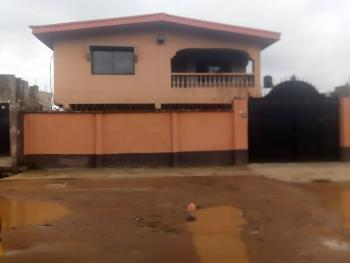 5 Bedroom Detached Duplex with Mini Flat Bq on a Full Plot of Land, Olufemi Ogunshola Close, Dideolu Extension, Ogba, Ikeja, Lagos, Detached Duplex for Sale