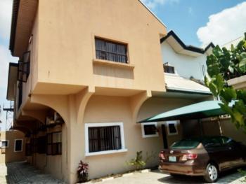 Fantastic Spacious 4 Bedroom Semi - Detached Duplex + Two Rooms Boys + Car - Port, Off Admiralty Way, Lekki Phase 1, Lekki, Lagos, Semi-detached Bungalow for Rent