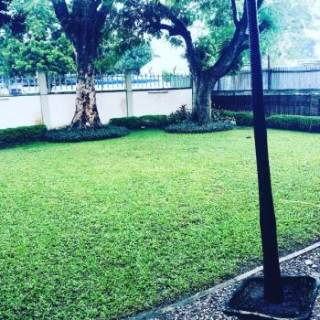 Massive Size Five(5) Bedroom Semi-detached Houses with Private  Garden Space, Kingsway Road, Ikoyi, Lagos, Semi-detached Duplex for Rent